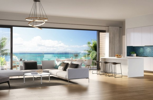 Projet neuf - Appartement PDS -